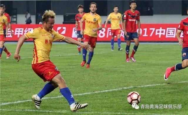 青岛黄海足球队主教练乔迪并不满足场上