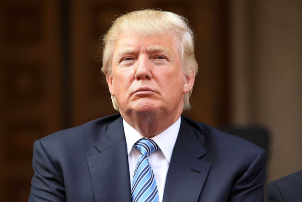 特朗普:朝鲜若再核试我会不开心 不排除军事反应