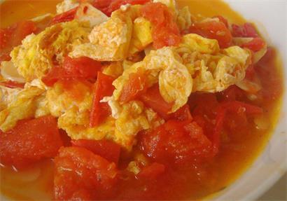 你知道吗?西红柿炒鸡蛋少这一步营养都没了
