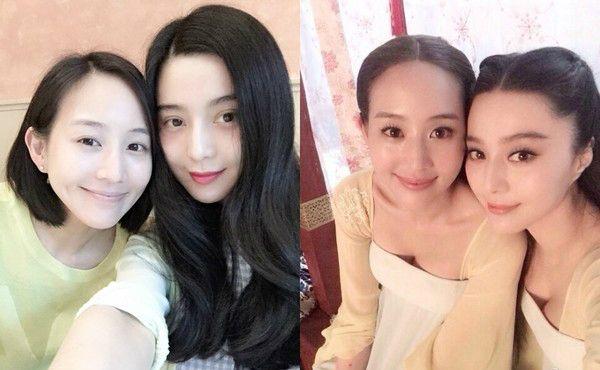 张钧甯谈与范冰冰友情:可以开玩笑可以损她闹她