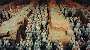 秦始皇陵未解之谜:18岁少女被剁7段埋葬墓中