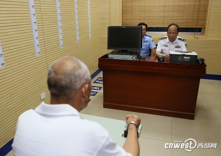 长安区男子因吃醋捅死情敌 逃亡23年后被抓捕归案