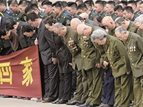 再见兄弟——志愿军老兵重返朝鲜