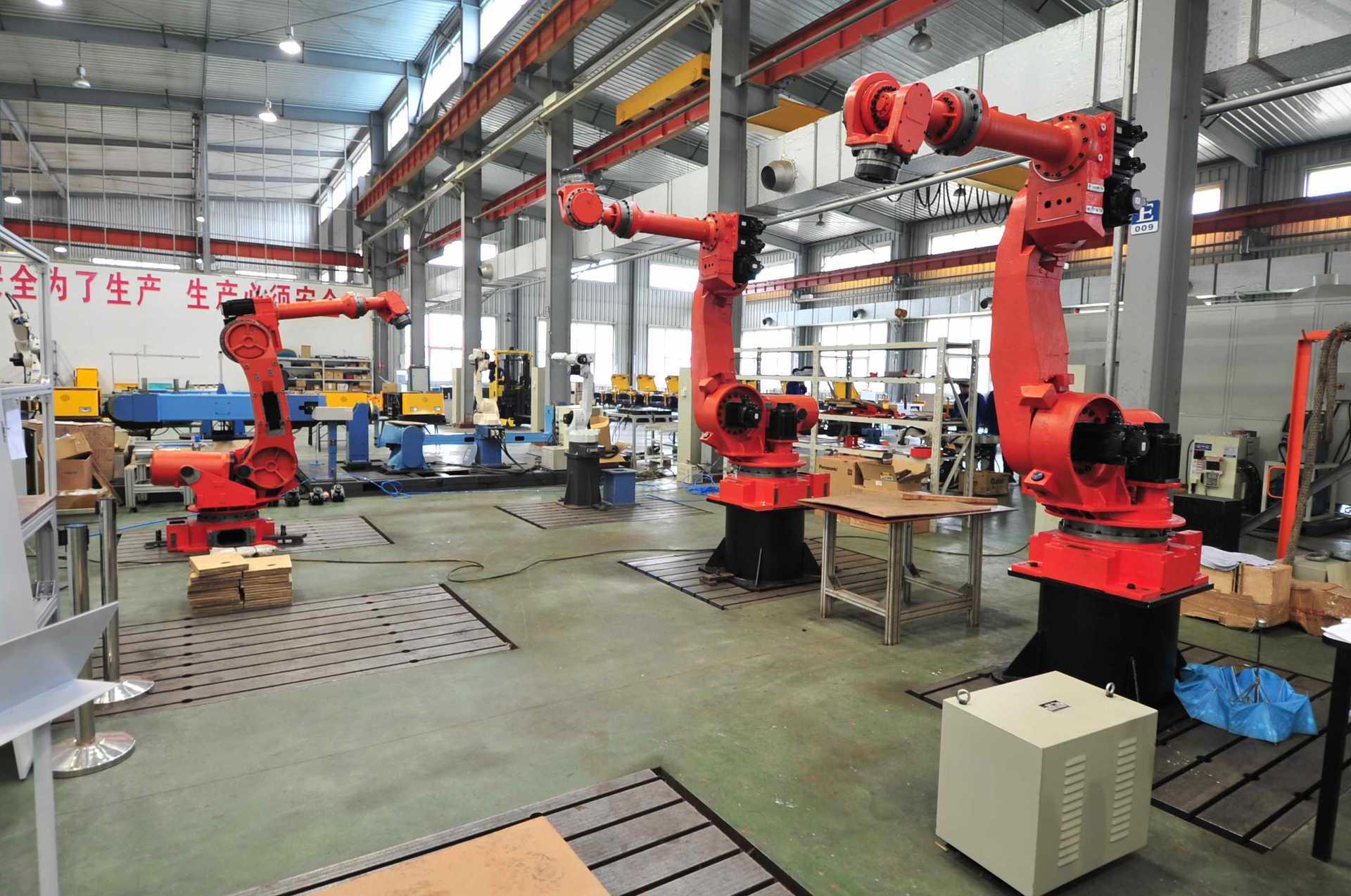 历 人工智能 国产化pr 1型机器人