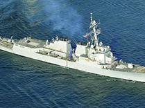 美军巡航南海 意在施压特朗普?