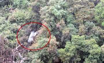 印军苏-30MKI坠毁中印边境附近 残骸3天才找到