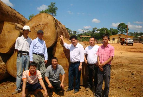 大自然家居,中秘林业,大自然资源全球化