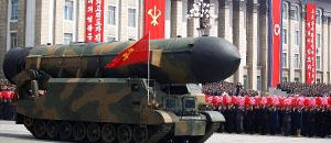 凤凰焦点:朝鲜射导弹有什么政治意图?