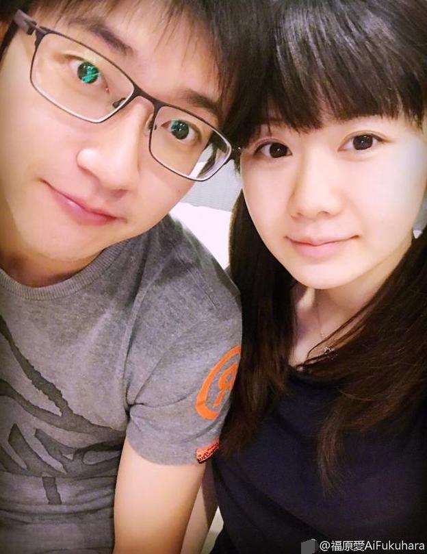 福原爱发文秀恩爱 网友:吃爱酱的日常狗粮