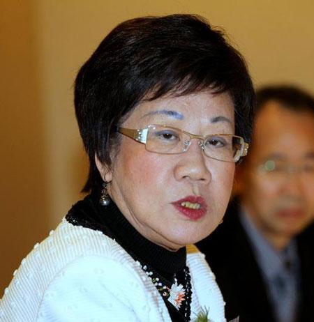 吕秀莲欲喊话蔡英文:再不努力 台湾会亡在你手里-凤凰新闻