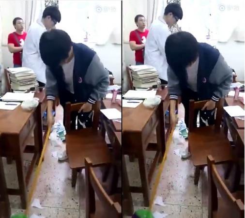 正能量偶像!王俊凯高考后主动打扫考场