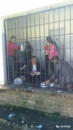 赞比亚被捕孕妇系探亲家属 不是中方企业员工 - 点击图片进入下一页