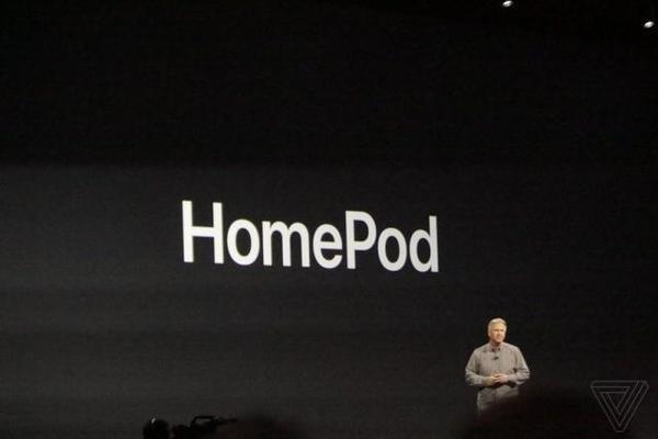 智能音箱HomePod