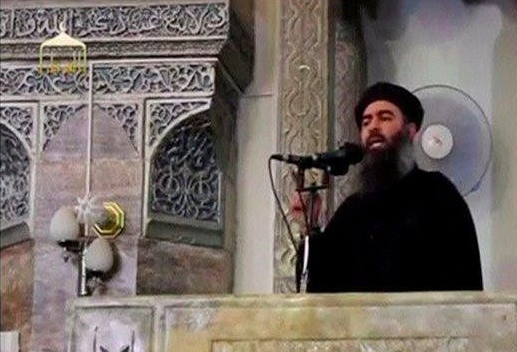 俄罗斯空袭叙利亚或死is领袖俄国防部正在调查