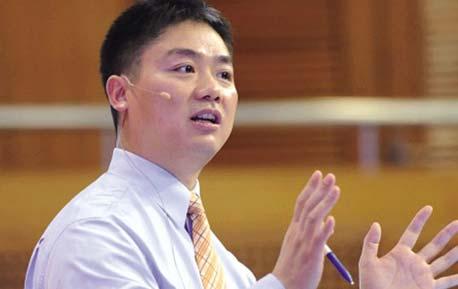 刘强东喷马云:阿里唯一出路就是不断学京东