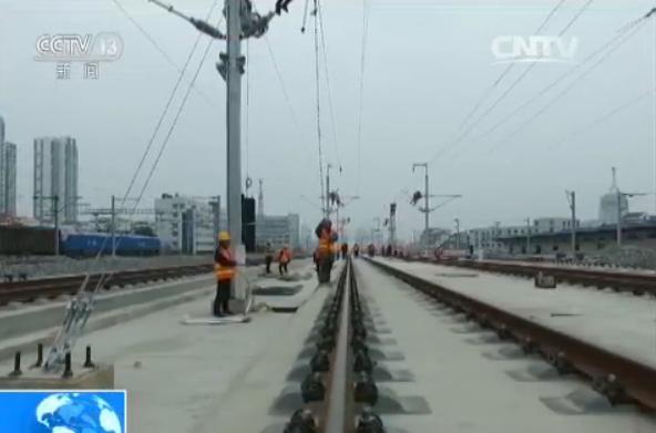 据了解,西安至成都高速铁路全长643公里,陕西境内(西安北站至省界段)