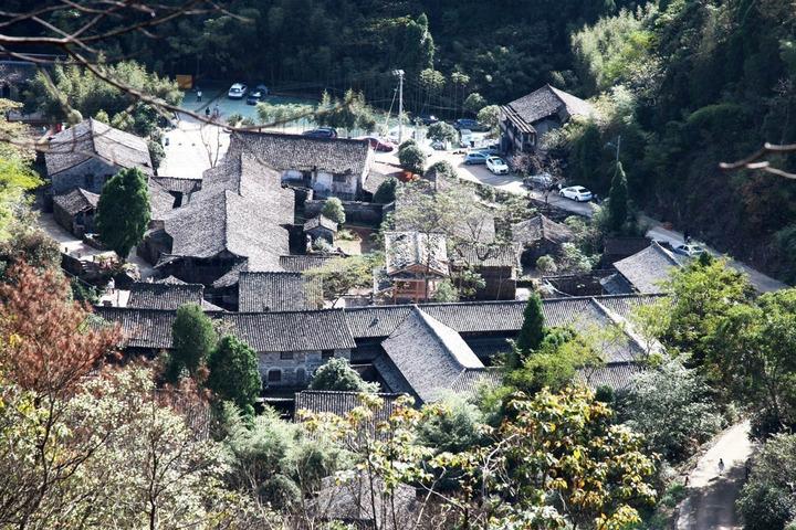 城市  乌岩头村 古朴安静的黄岩宁溪镇乌岩头村,被规划打造成主题体验