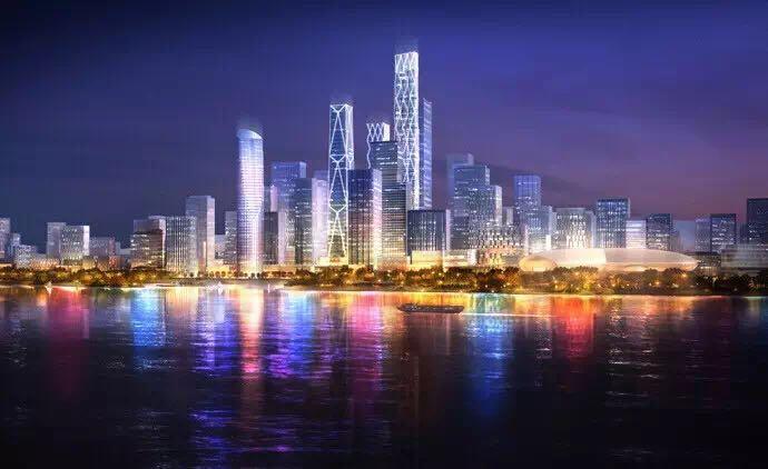 巨头助阵 全球百家集成电路设计企业集聚江北新区