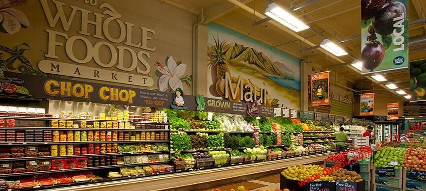亚马逊将降低全食超市产品售价 摆脱高价形象