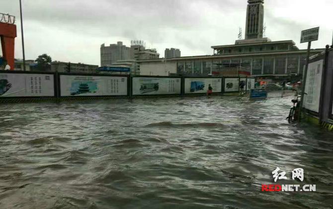湖南湘乡市政协副主席指挥抗洪被山洪卷走 下落不明