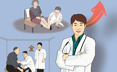 """到2020年 重庆市每万名居民将有2名合格的全科医生""""width="""