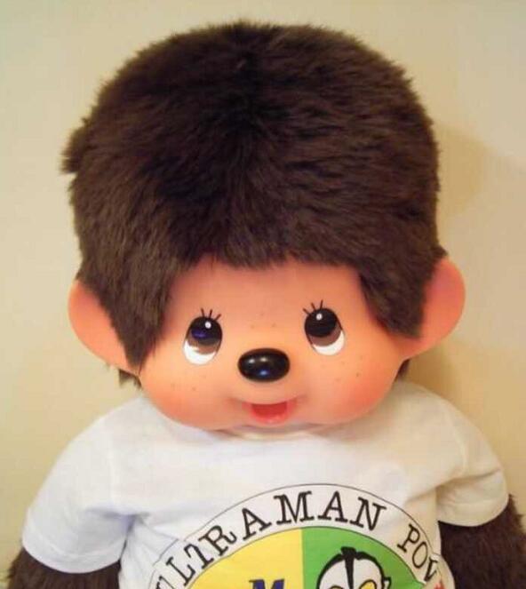 2个月大婴儿头发疯长撞脸蒙奇奇 网友:可爱炸了!