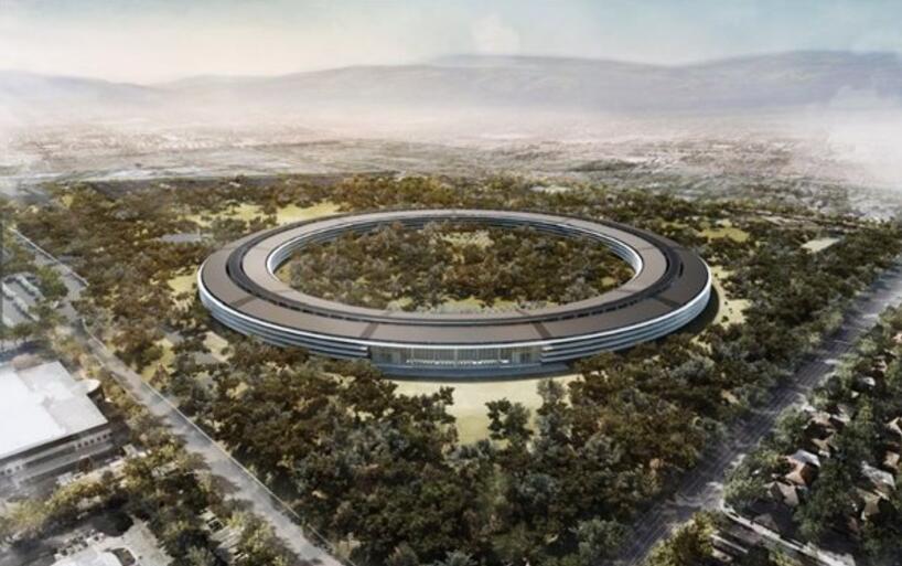 苹果太空飞船总部到底对当地经济产生了多大影响?
