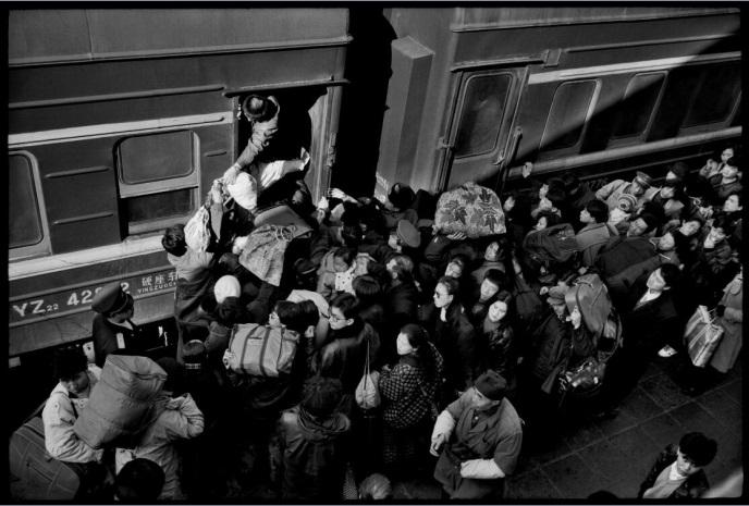 图片来源:《火车上的中国人》作者 王福春著/ 后浪丨北京联合出版公司/ 2017-6