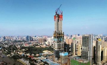 明年!它将成为中国第一高楼 再次刷新纪录!
