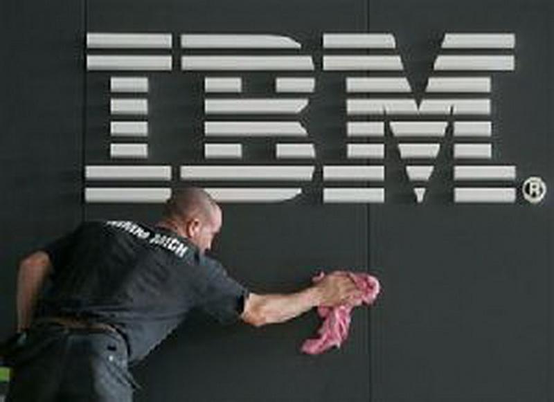 巴菲特又要被套?蓝色巨人IBM股价大跌近5%