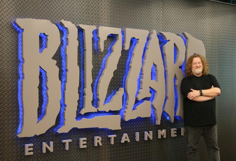 《魔兽世界》首席作曲家离职 已任职暴雪12年