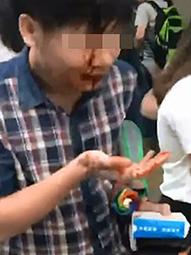 深圳地铁发生踩踏事故