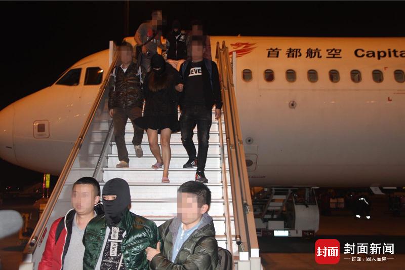 大妈被骗960万元 警方出国侦查破台湾系诈骗团