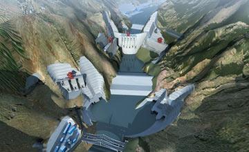 中国又一世界级超级工程!比三峡更薄更聪明