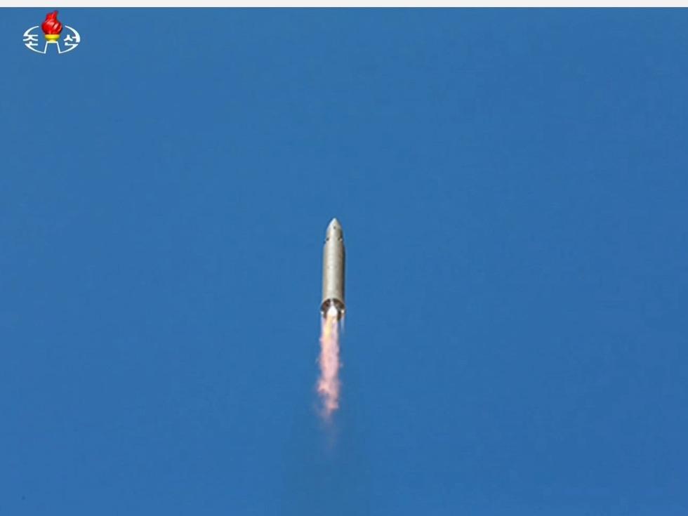外交部回应朝鲜再射洲际弹道导弹