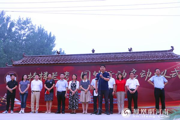 河南蘭考:愛心企業全程資助20名貧困學子至大學畢業
