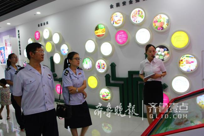 """五莲检察院建法治教育基地,能学法,体验""""地震来了""""插图1"""