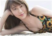 33岁女星拍处女写真