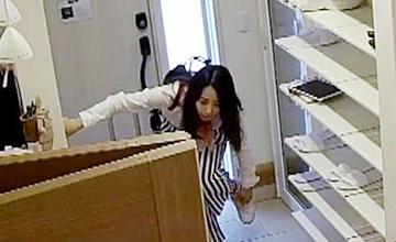 福建女教师日本失踪前画面曝光