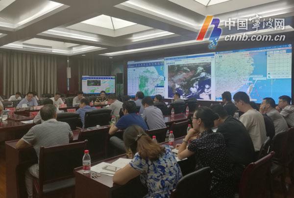 宁波再部署防台防汛工作 唐一军作批示 裘东耀作部署
