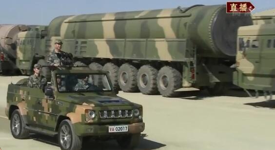 兵器百晓生:东风41导弹 威震全球的最强核重锤