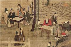 从书画看古人清居生活(图)