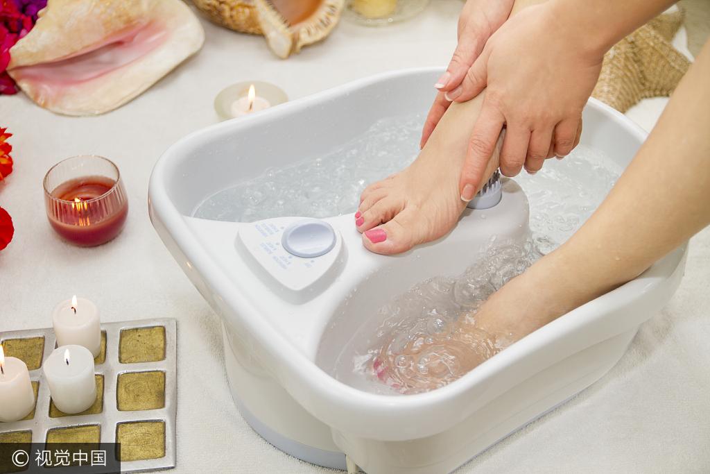 泡脚也要特别小心 水温和时间是关键