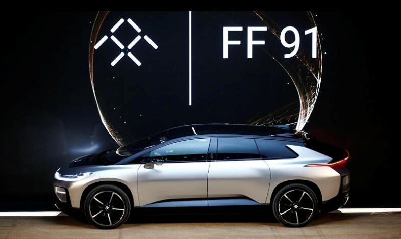 法拉第未来FF91电动汽车-法拉第未来与乐视划清界限 法律上不存在任高清图片