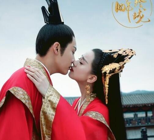 刘诗诗拍吻戏 吴奇隆嘴上说没关系下一秒就玩消失