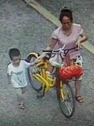 女子拐带4岁男孩