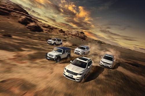 Jeep全球年销量迎百万、中国用户迎百万,实力决定地位