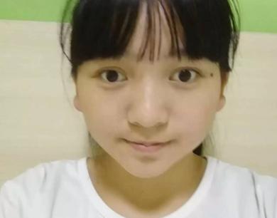 16岁女孩考上清华