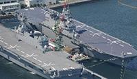 日本隐藏航母露出真正实力:对辽宁号亮杀招