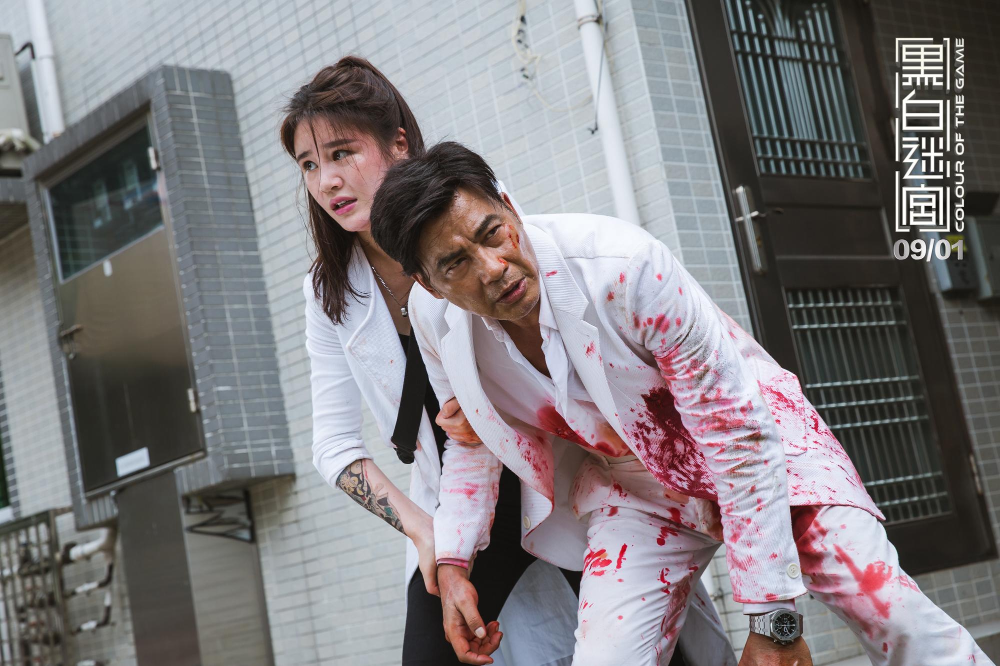 王晶新片聚焦香港老炮儿 《黑白迷宫》致敬张彻
